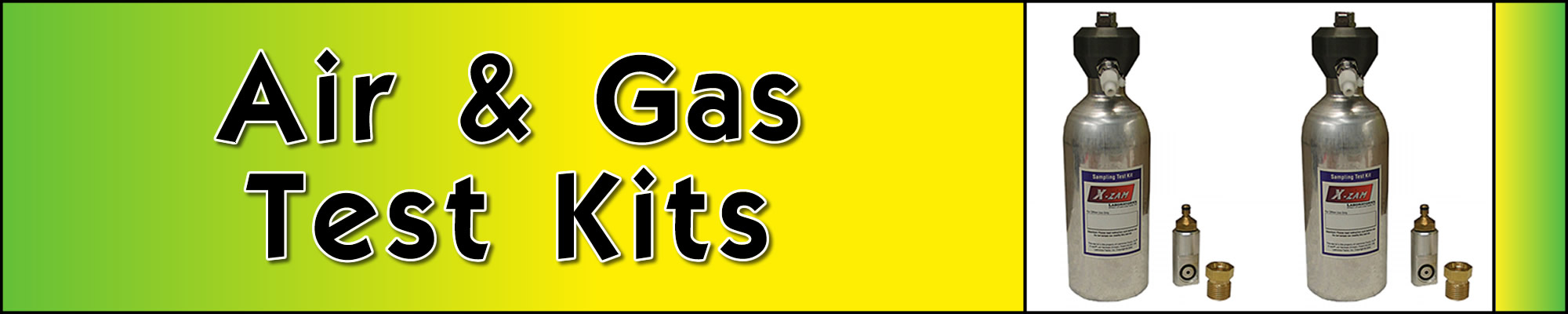 Air & Gas Test Kits