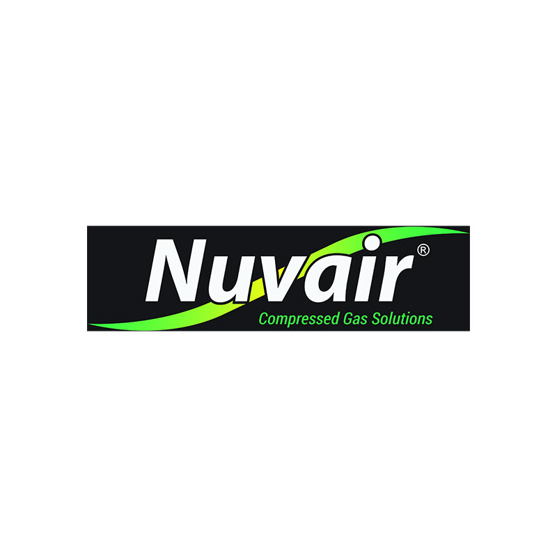 Haskel 2 Stage Gas Booster Nuvair