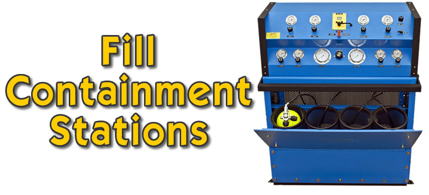 Fill Containment Stations