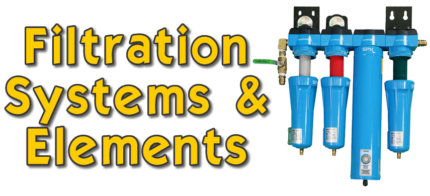 Filtration Systems & Elements