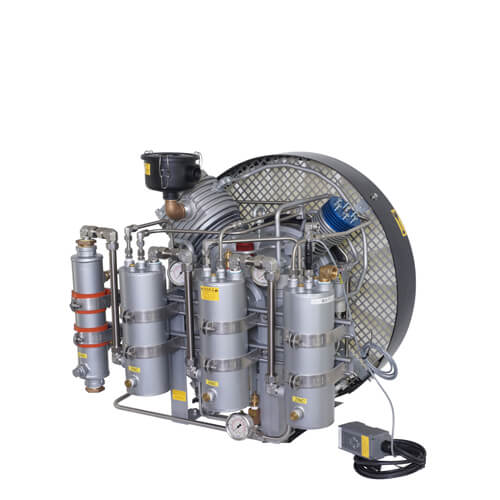 HP Water Cooled Compressors