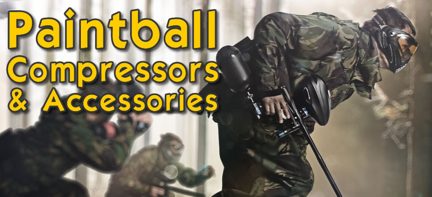 Paintball Compressors & Equipment