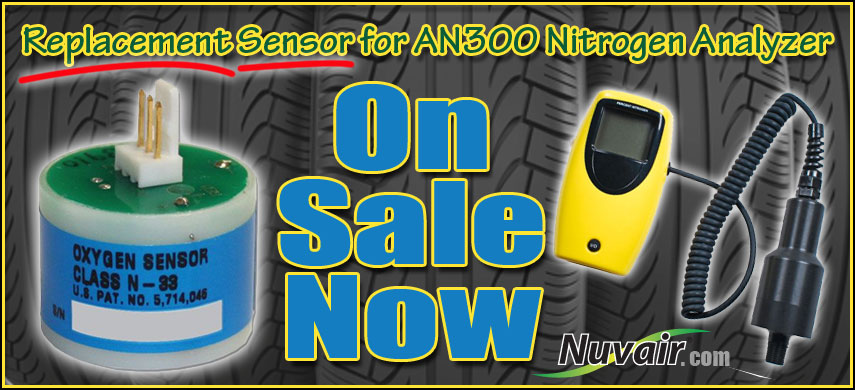 Replacement Sensor for AN300 Nitrogen Analyzer | ONLY $75