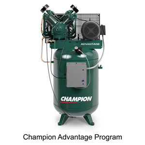 Champion Advantage Program Compressors