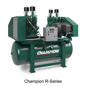 Champion R-Series Compressors