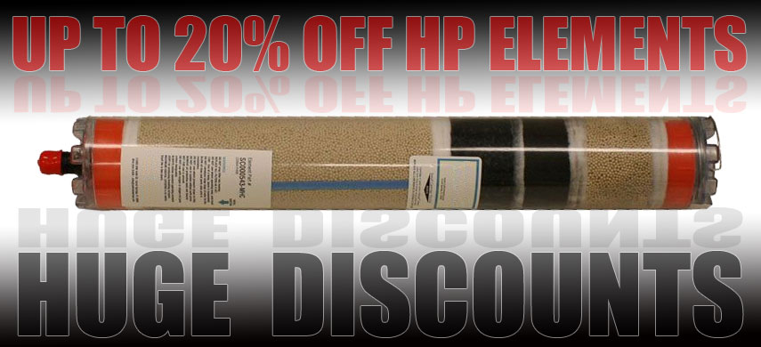 High Pressure Element Sale